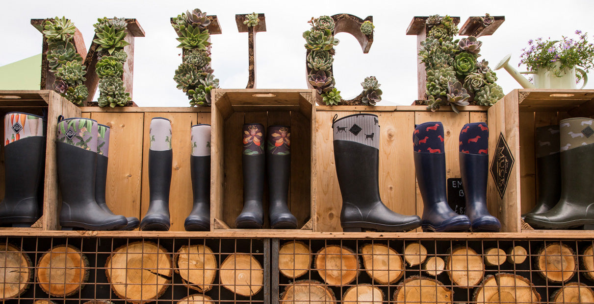 Muck Boots at RHS Chelsea
