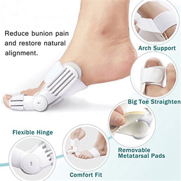 large bunion