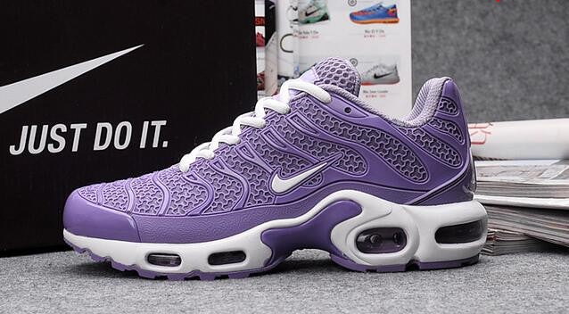 Nike Air Max Plus TN Violet Women's Shoe