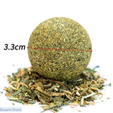 100% Natural Catnip Ball Keeps Even the Laziest Cat Amused, 200003701- Basarti.Store