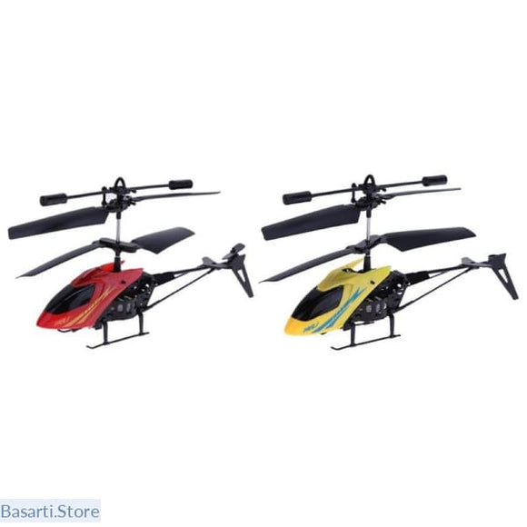 3D Gyro Helicopter Electric Micro 2 Channel Helicopters 2 Colors, Toy Drone- Basarti.Store