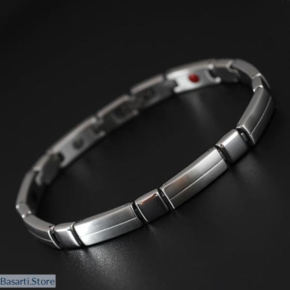 4 in 1 Bio Elements Unisex Magnetic Bracelet, - Basarti.Store