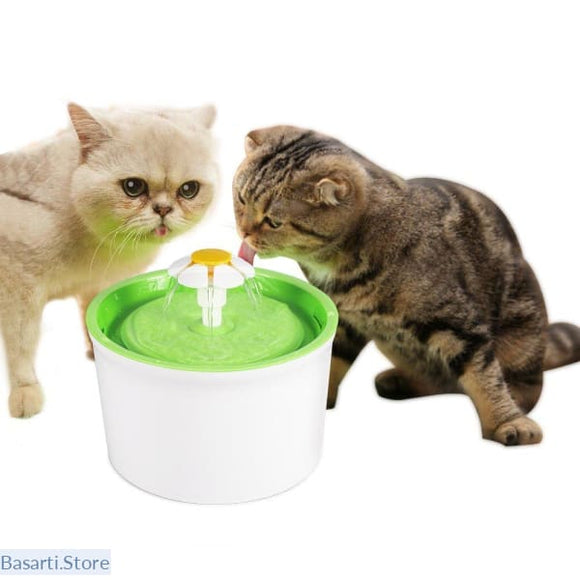 Automatic Cat or Small Dog Water Fountain, 200003695- Basarti.Store