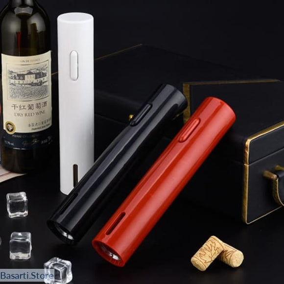 Automatic Electric Wine Bottle Opener, lectric Wine Bottle Opener- Basarti.Store