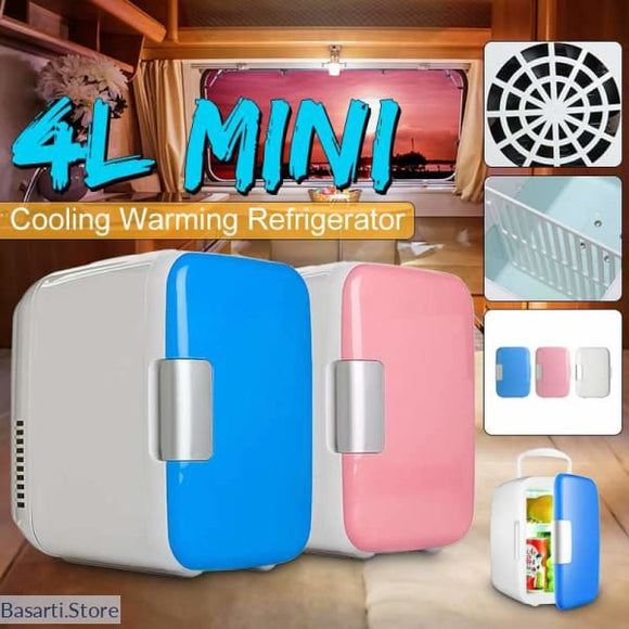 Auto/Van Mini Portable 4L Refrigerator Cooler / Warmer - 200000204