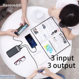Baseus 20000mAh Fast Charging Power Bank For iPhone, Fast Charging Power Bank For iPhone- Basarti.Store