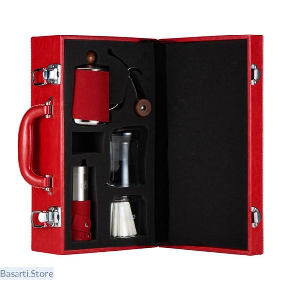Beautiful Gift Drip Coffee Pot Set, - Basarti.Store