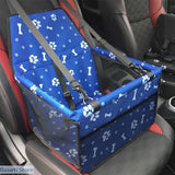 Dog Car Seat, Waterproof and Soft Padded, 200003719- Basarti.Store