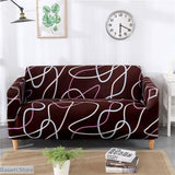 Durable and Beautiful Elastic Stretch Sofa Slipcovers for Most All Couches and Arm Chairs - Color 10 / Pillowcase-2pcs