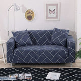 Durable and Beautiful Elastic Stretch Sofa Slipcovers for Most All Couches and Arm Chairs - Color 16 / Pillowcase-2pcs