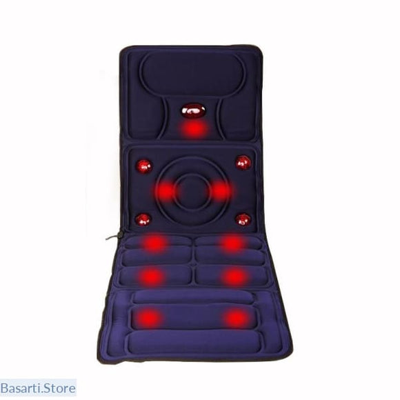 Far Infrared Full-Body 8 Modes Massager Mat, Far Infrared Massage Full-Body Massager Mat- Basarti.Store