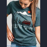 Keep It Simple Womens T-Shirt - S - 200000791