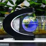 LED Floating Globe Magnetic Levitation. Unique in all ways. - Gadget