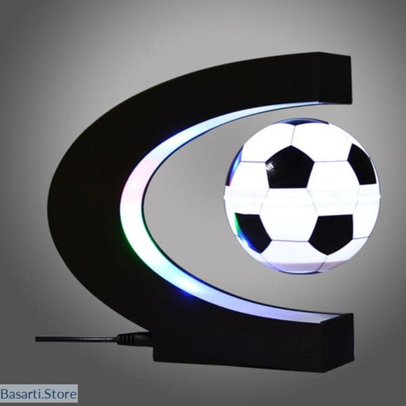 LED Floating Soccer Ball Magnetic Levitation. Unique in all ways. - 100006481
