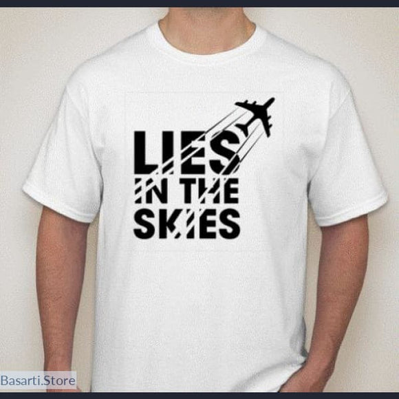 Lies In The Skies T-Shirt - S - 200000783