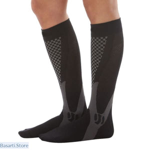Men or Womans Comfortable Relief Soft Miracle Copper Leg Support Stretch Compression Socks