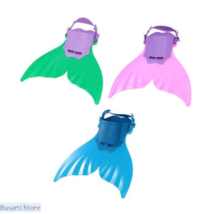 Mermaid Swimming Fin for Kids & Young Adults - Mermaid Swimming Fin for Kids