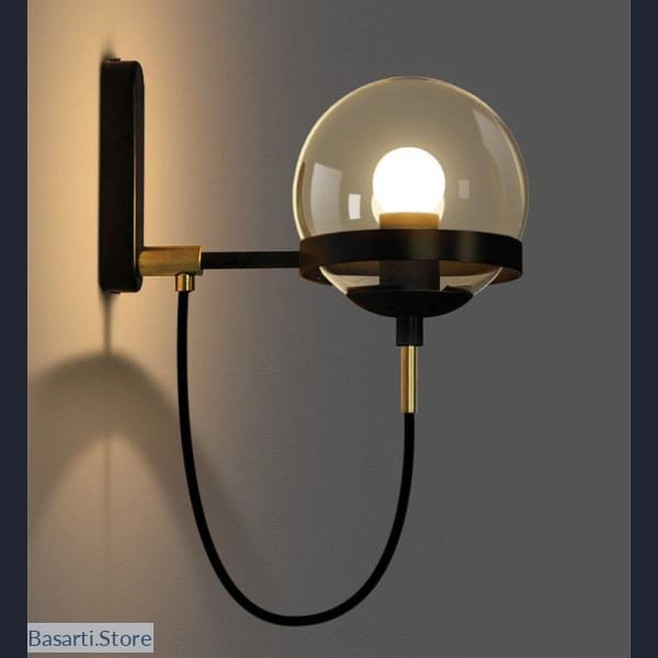 Basarti Store Modern Simple Led Wall Sconce Light Fixture
