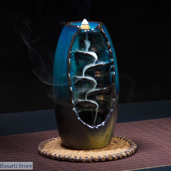 Mountain River Handicraft Incense Holder - 200003091