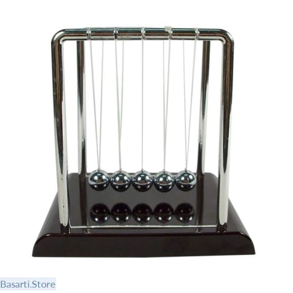Newtons Cradle Home Decoration Accessory. Great for desktop gift. - Decor Modern Design Novelties