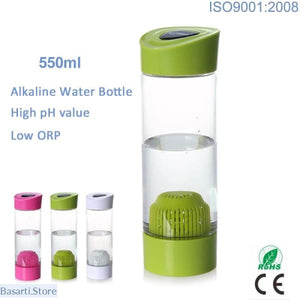 Portable Alkaline Water Ionizer Bottle - 100000162