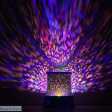 Projection Night Light Perfect for Kids Room - Starry sky - 39050508