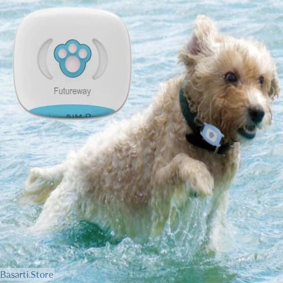Real Time Pet Global Locator With Collar - 200329173