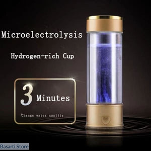 Rechargeable Portable Hydrogen Water Generator - 100000162