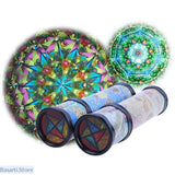 Rotating Kaleidoscope Adjustable Colors - Kids toy Novelties