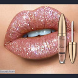 Sexy Color Changing Glitter Lip Gloss - Gift cosmetic