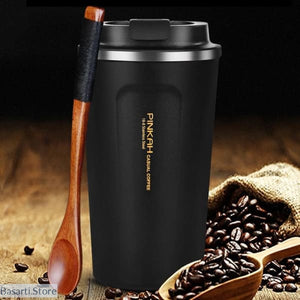 State of the Art Stainless Steel Travel Coffee Mug - 100003290