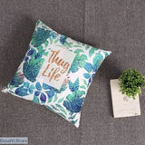 Tropical Decorative Pillow Covers - T - 40507