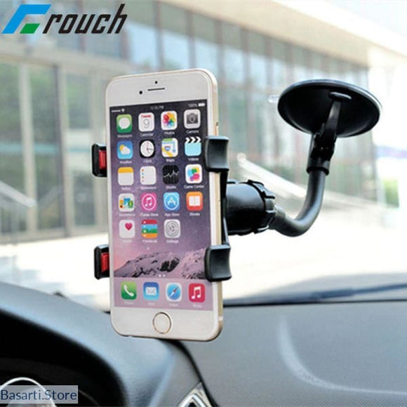 Universal Cell Phone Holder Attaches to car window