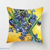 Van Goghs Oil Painting Cushion Pillow Covers - V - 40507