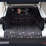 Waterproof Oxford Dog Trunk Blanket Mat in 3 Colors - black - 200003719