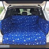Waterproof Oxford Dog Trunk Blanket Mat in 3 Colors - blue - 200003719
