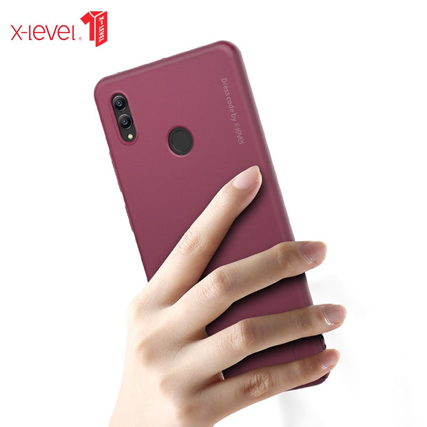 10 Pcs/Lot X-Level Casing For Huawei Honor Note 10 Case Hard Cover