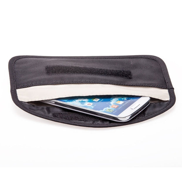 10 Pcs GSM 3G 4G LTE GPS RF RFID Signal Blocking Bag Anti-Radiation Signal Shielding Pouch Wallet Case For Phone 6 Wholesale