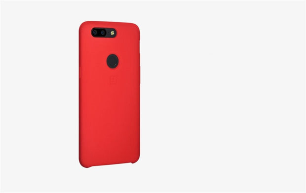 100% Official Back Cover For Oneplus 5T Case Oneplus5t Phone Shell Cases And Covers Original Accessories