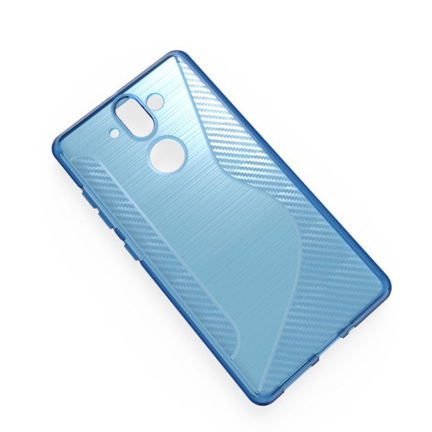 10pcs/lot Free Shipping Soft TPU Gel S Line TPU Skin Cover Case For Nokia 9