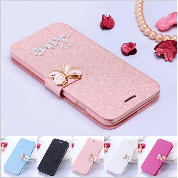2017 Hot Case Xiaomi Mi6 Case Cover Leather, 22 Colors Cover For Xiaomi Mi6 Phone Cases Cover Luxury Mi 6 100% BiNFUL