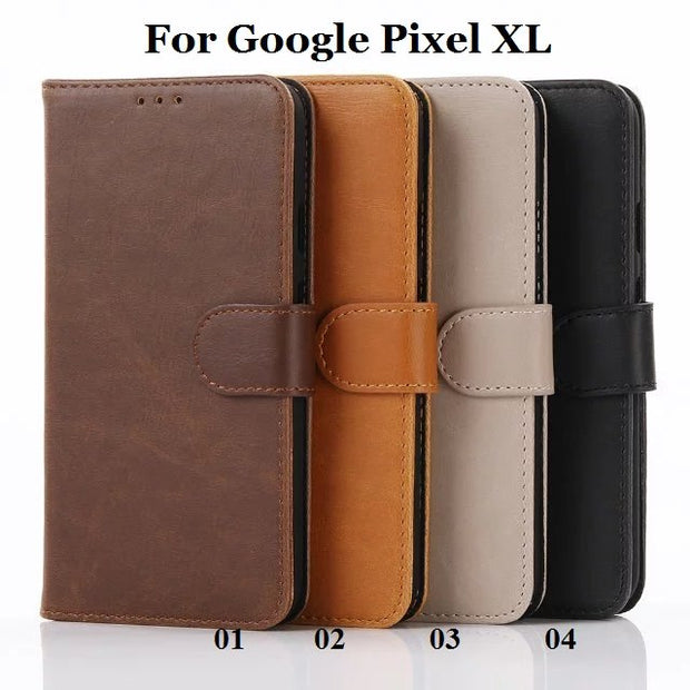 30pcs/lot,smartphone Cases For Google Pixel XL,TPU Leather Flip Wallet Cardslot Protect Cover For Google Pixel XL,free Shipping