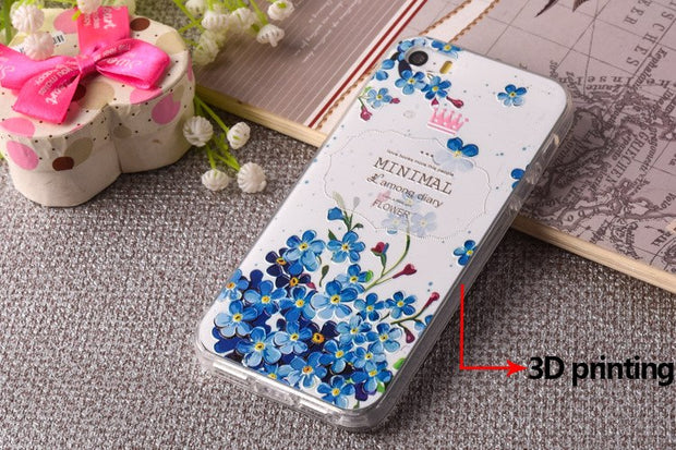 3D Mandala Relief DIY Cartoon Cover Cases For Iphone 7s For Iphone 7s Plus Customize LOGO & Photo Picture Colorful Mobile Phone