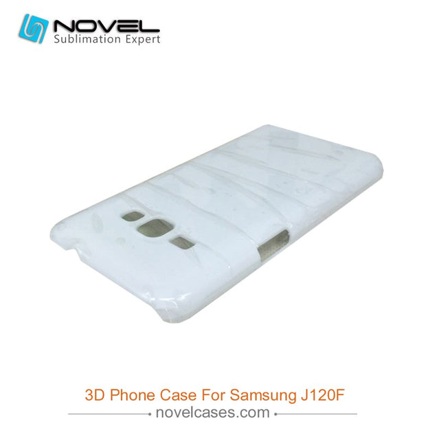 3D Sublimation Cell Phone Housing For Galaxy J1 2016 J120F
