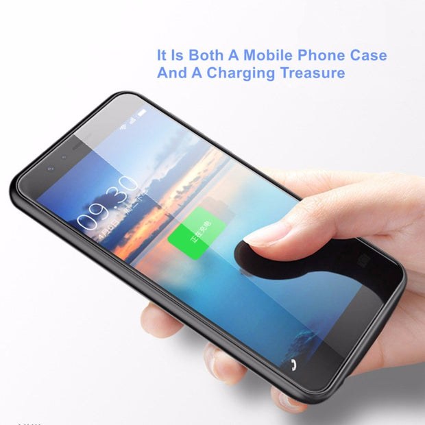 4700mah Battery Case For Huawei Honor 8 Smart Backup Charger Case