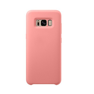 5Pcs/lot Luxury Original Silicone Cover Case For Samsung Galaxy S8 8 Plus 8+ Official Phone C With Logo And Packing Box