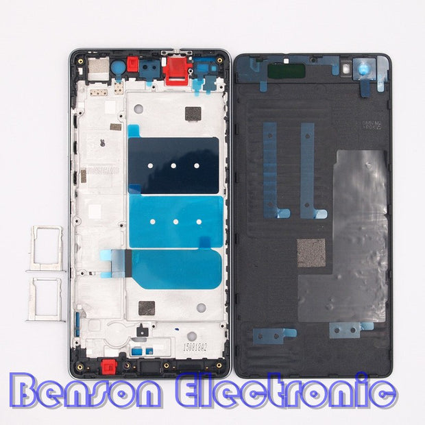 BaanSam New Front Frame Battery Back Cover SIM Card Tray