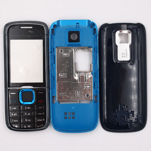 BaanSam New High Quality Housing Case For Nokia 5130 XpressMusic With English Keyboard