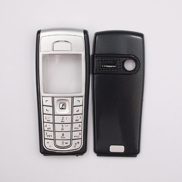 BaanSam New High Quality Housing Case For Nokia 6230i With English Keyboard