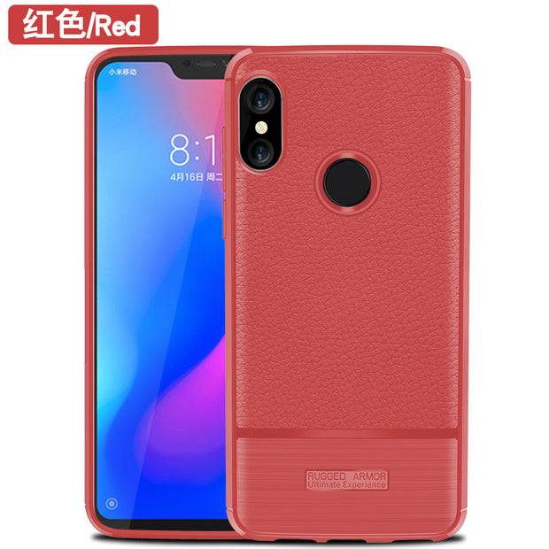Bakeey Ultra Thin Silicone Protective Case For Xiaomi Mi A2 Lite Soft TUP PC Anti-fingerprint Back Cover Xiaomi Redmi 6 Pro